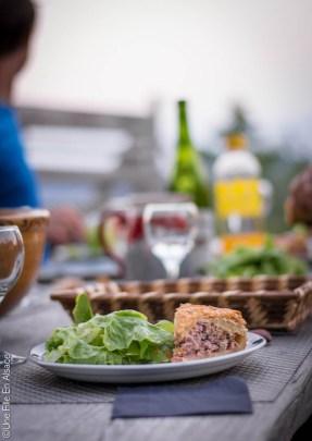 Table d'hôtes La Petite Finlande à Orbey - Crédit Photo Céline Schnell Une Fille En Alsace