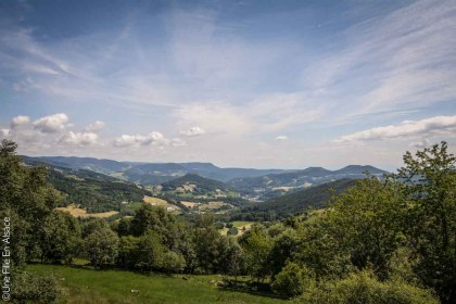 Randonnée sur les hauteurs d'Orbey et la Vallée de Kaysersberg - Crédit Photo Céline Schnell Une Fille En Alsace