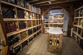 Boutique Ruhlmann-Schutz à Dambach-la-Ville - Photo Céline Schnell Une Fille En Alsace