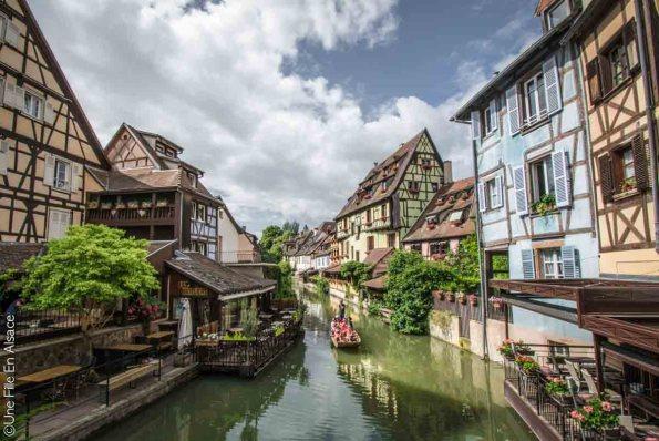 La Petite Venise à Colmar - Crédit Photo Céline Schnell Une Fille en Alsace