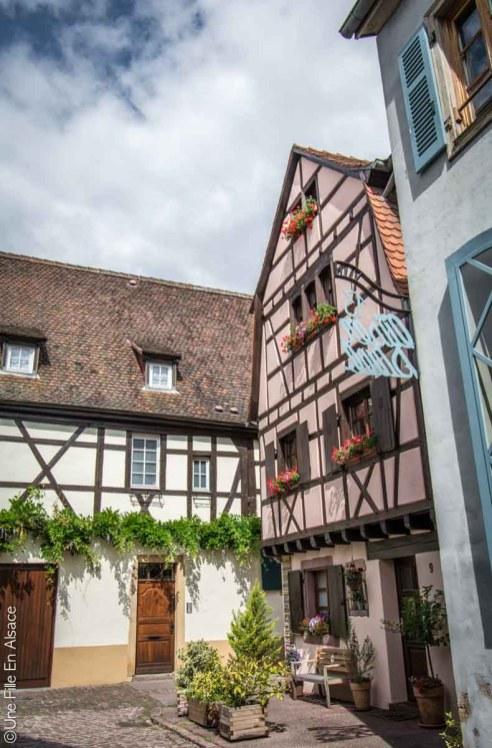 Colmar - Crédit Photo Céline Schnell Une Fille en Alsace