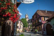 Saint-Hippolyte - Photo Céline Schnell Une Fille En Alsace