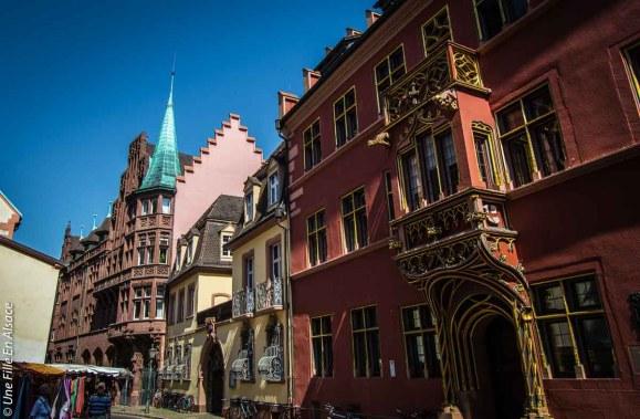 Freiburg - Allemagne - Photo Céline Schnell Une Fille En Alsace