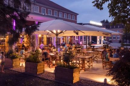 Terrasse Photo Casino Barrière Niederbronn-les-Bains