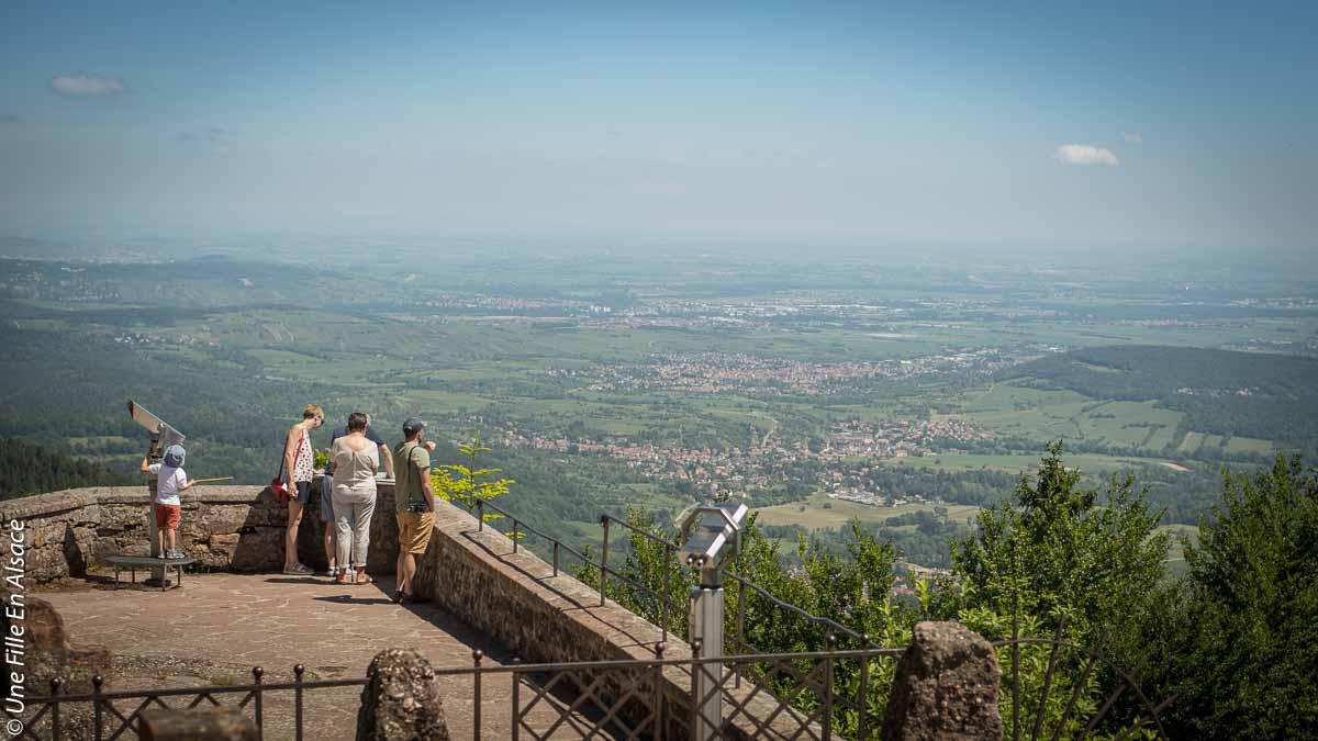 Mont Sainte-Odile Credit photo Celine Une Fille en Alsace