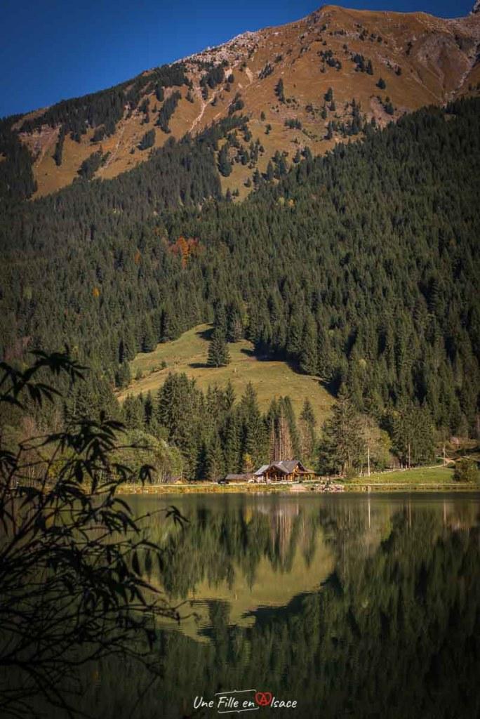 Lac des Plagnes-Haute-Savoie©Celine-Schnell-Une-Fille-En-Alsace-2019