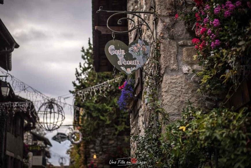 Yvoire - Lac Léman©Celine-Schnell-Une-Fille-En-Alsace-2019