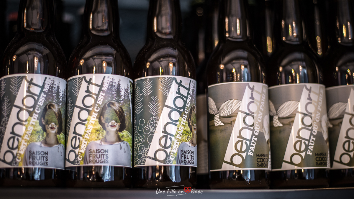 C'est pas toi c'est moi bière éphémère Bendorf strasbourg