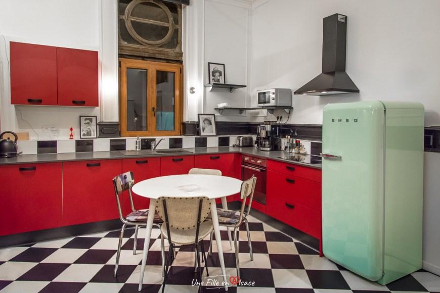1834 & Spa à Colmar Appartement Hollywood