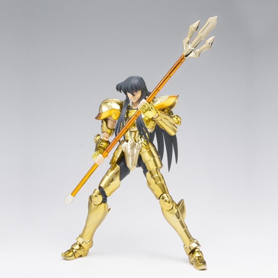 Figurine Myth Cloth EX Bandai - Libra Shiryu LTD - Saint Seiya