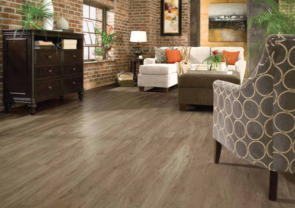 The Beauty And Resilience Of Vinyl Wood Plank Flooring  A