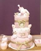 idée de cadeau original: le gâteau de couches Chiara