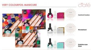 CiateVeryColourfoilManicure