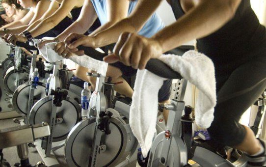 A Spin Class Horror Story