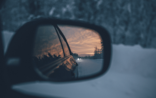 looking at your rebound relationship in the rearview mirror