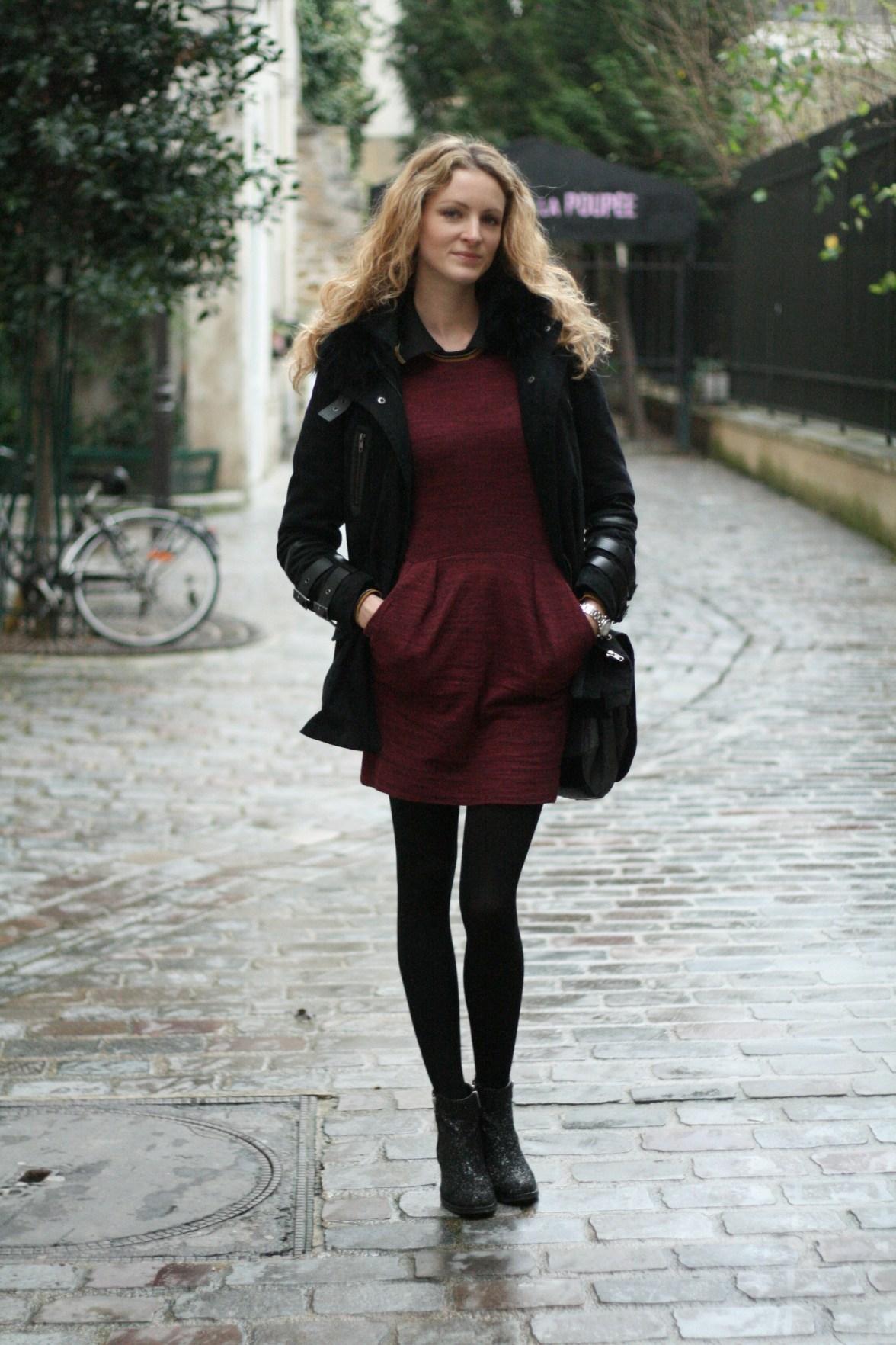 en mode robe