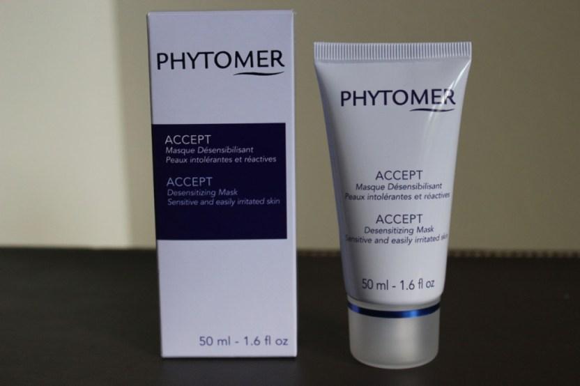 Soin Accept désensibilisant Phytomer