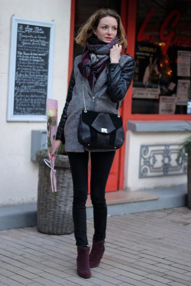 look_bordeaux_gris_noir