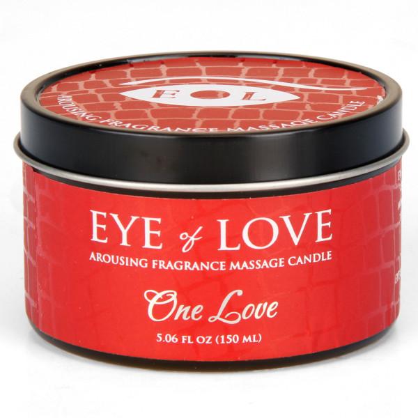 Bougie aux phéromones Eye Of Love