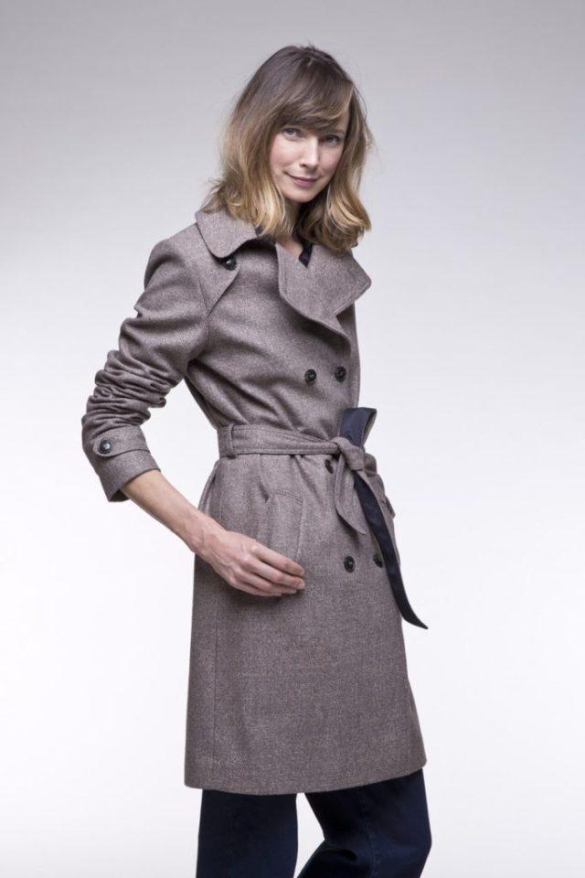 trench-en-lainage-tweed-marron