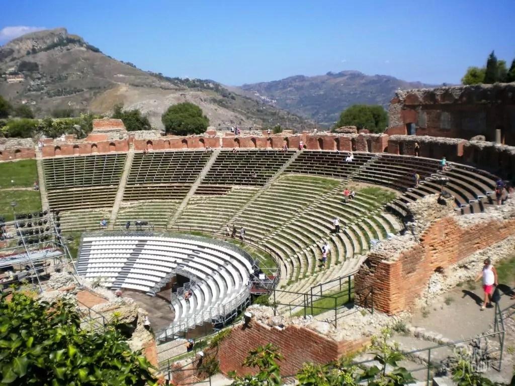 taormina teatro
