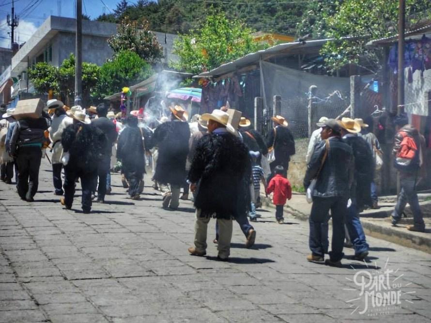 procession san juan chomula