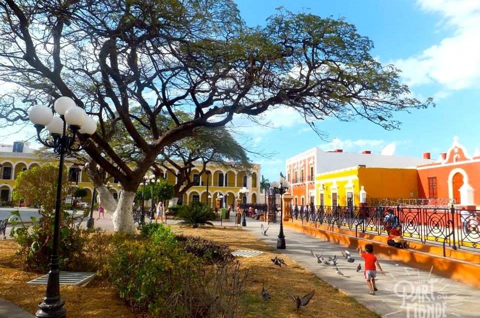 Mexique : Campeche et Villahermosa