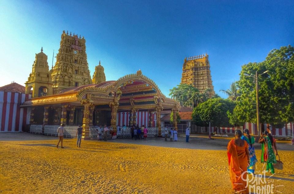 Sri Lanka : Negombo et Jaffna