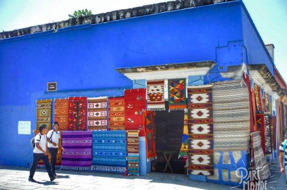 Mexique : Oaxaca