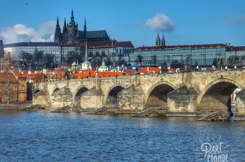 Prague pour un week-end en amoureux