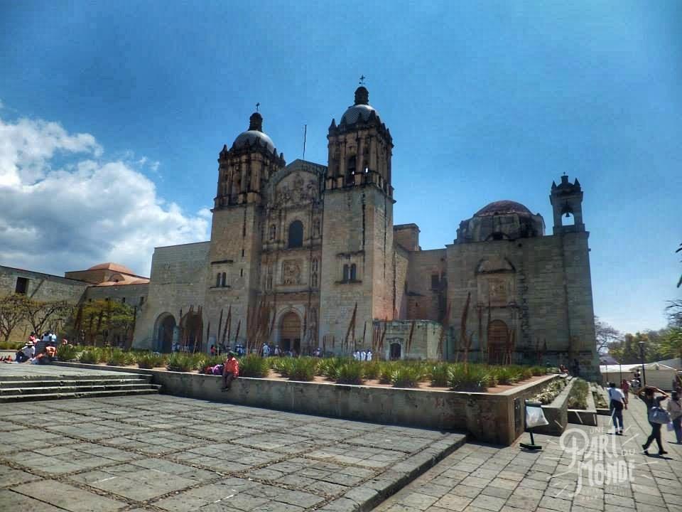 Ancient couvent Santo Domingo