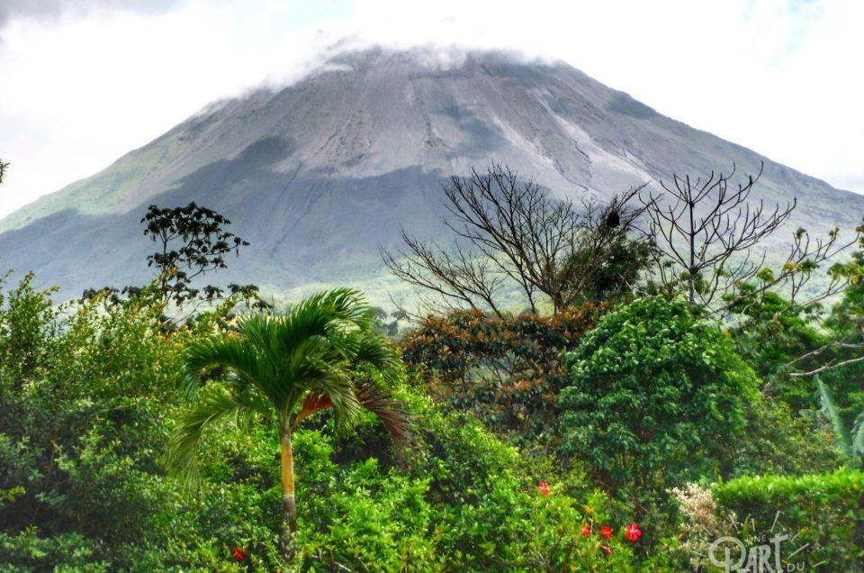 Costa Rica : La Fortuna, cascades et sources chaudes