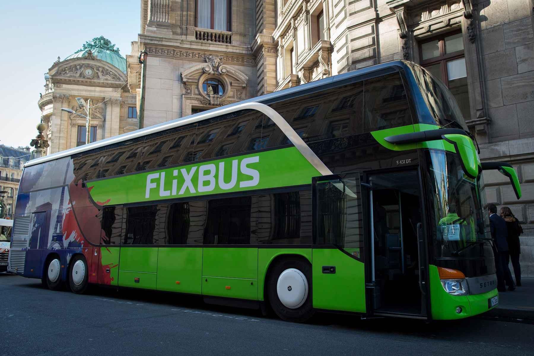 bus grande ligne flixbus