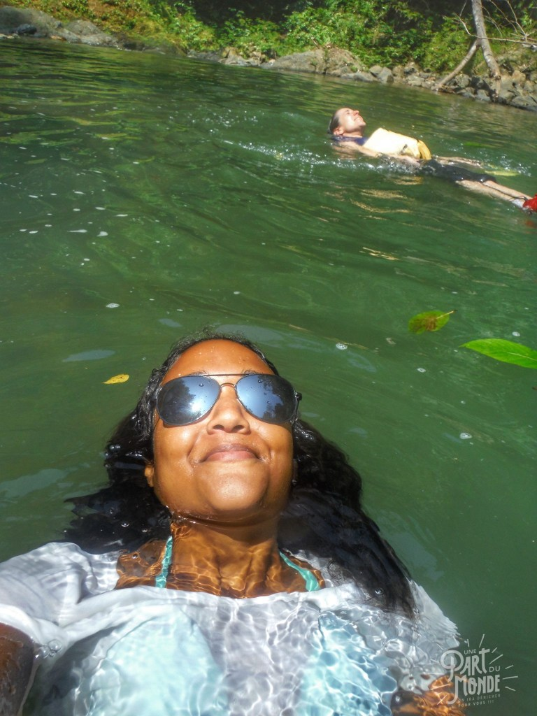 parc national corcovado floatting