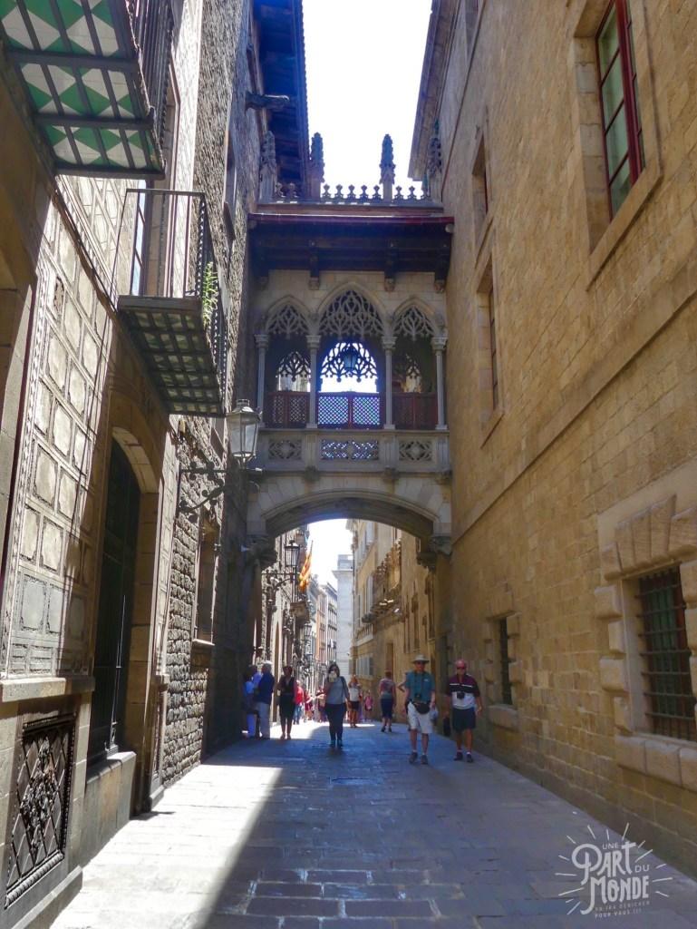 barcelone barrio gotico