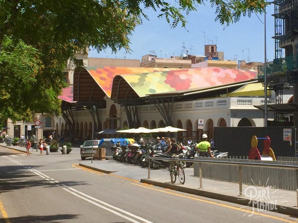 barcelone mercado sainte catherine