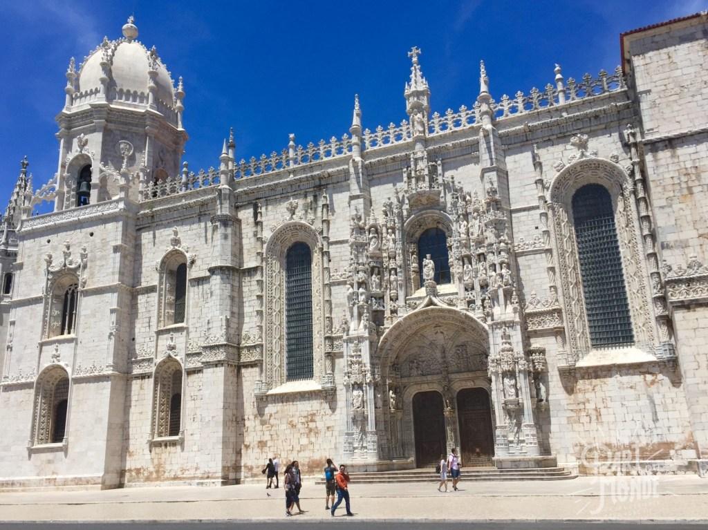 belem mosteiro dos jeronimos facade2