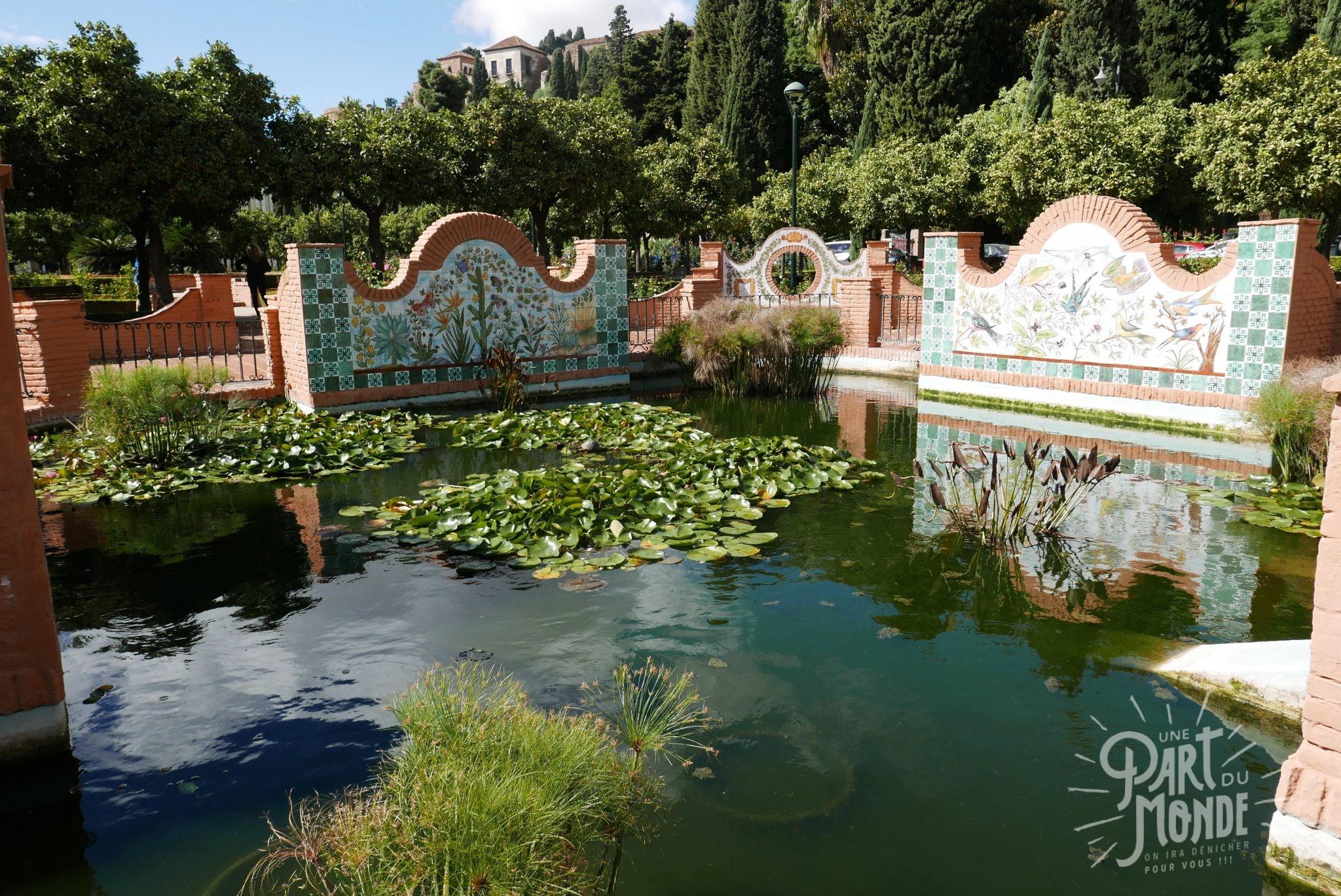 jardin malaga