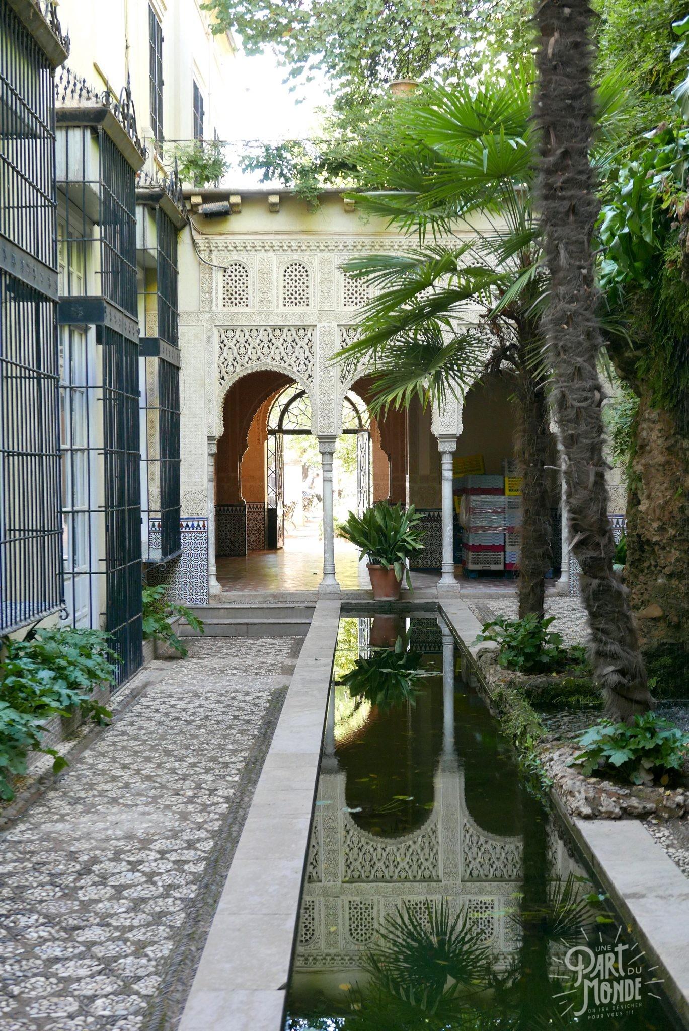 jardin alhambra grenade