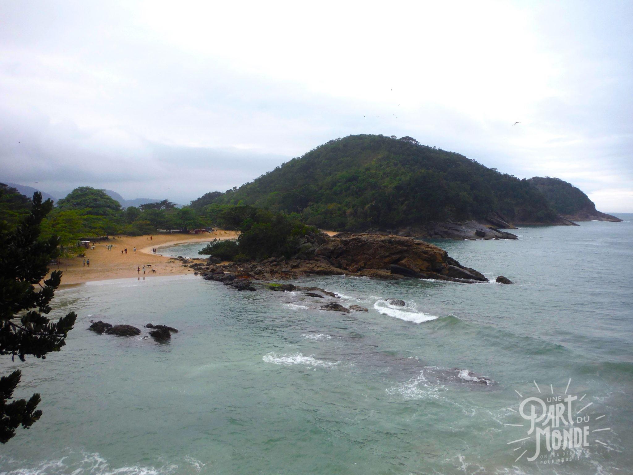 plage paraty