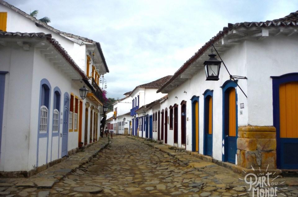 Paraty : Charme colonial et belles plages dans l'Etat de Rio