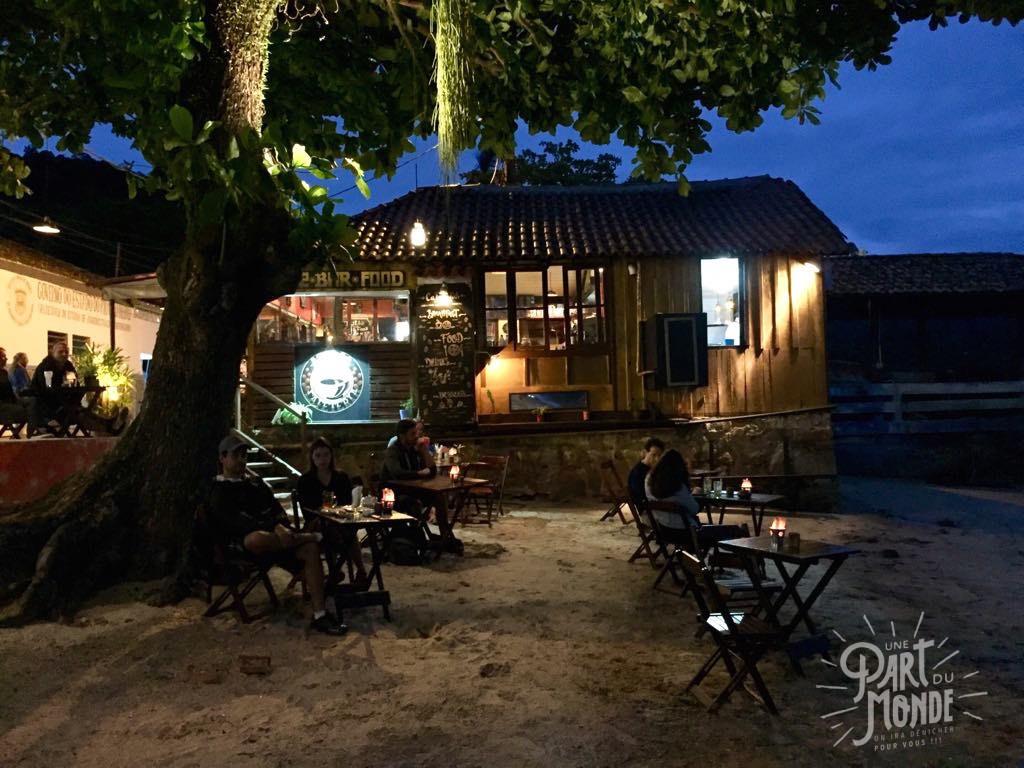 atelie cafeteria ilha grande terrasse