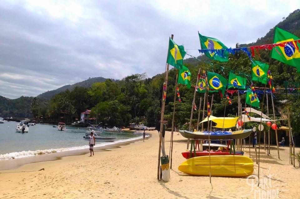 Ilha Grande : une île paradisiaque à découvrir à quelques heures de Rio !