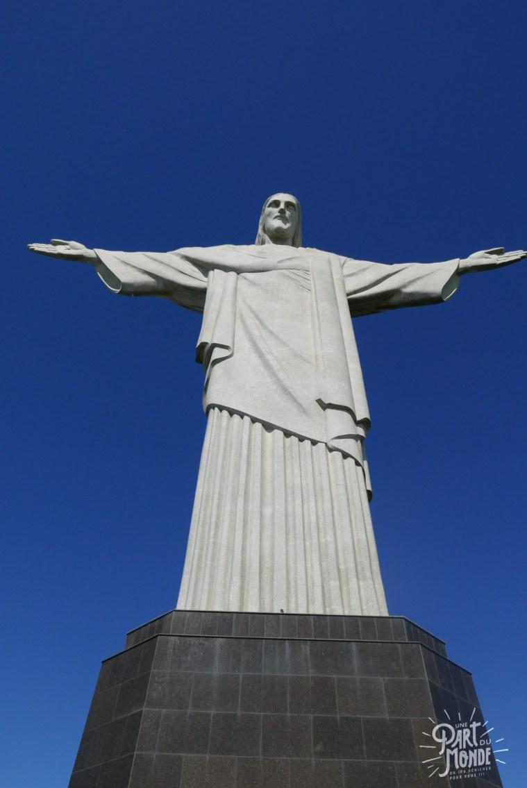 visiter rio de janeiro en 4 jours cristo redentor