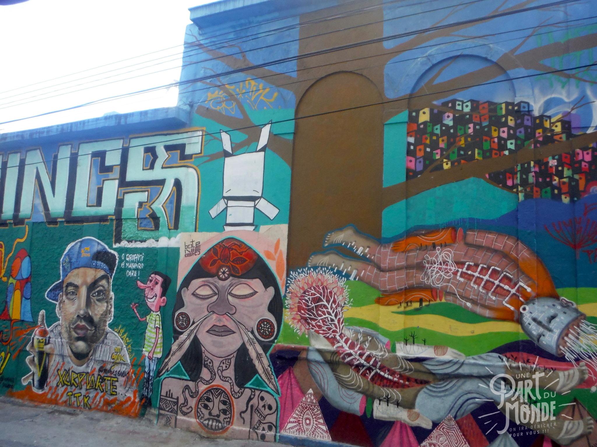 Conseils et bonnes adresses à rio de janeiro street art