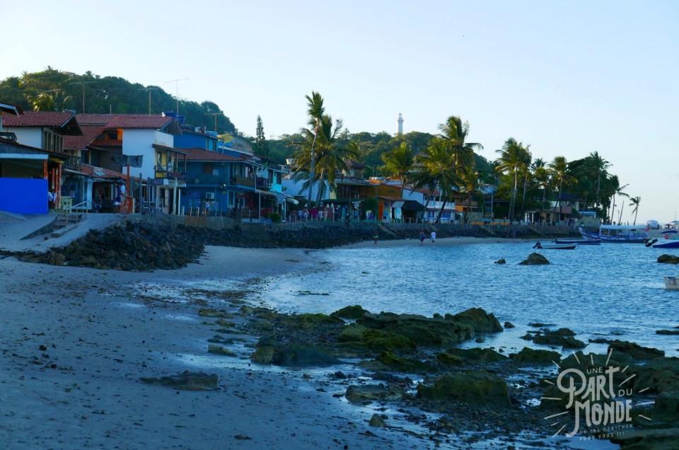 Ile de Tinharé : eaux translucides et plages de rêve, récit d'une semaine au paradis
