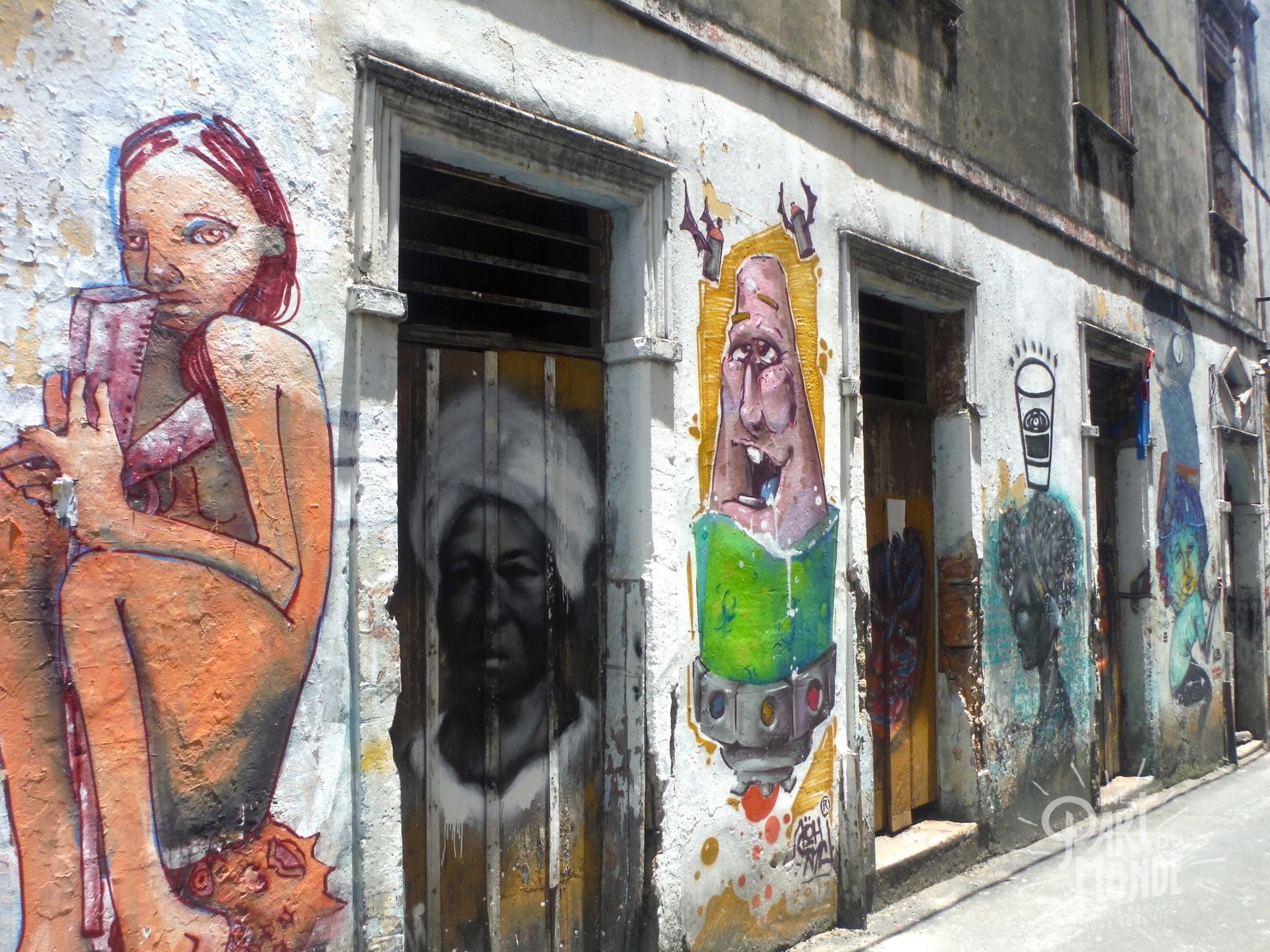 santo antonio salvador de bahia street art4