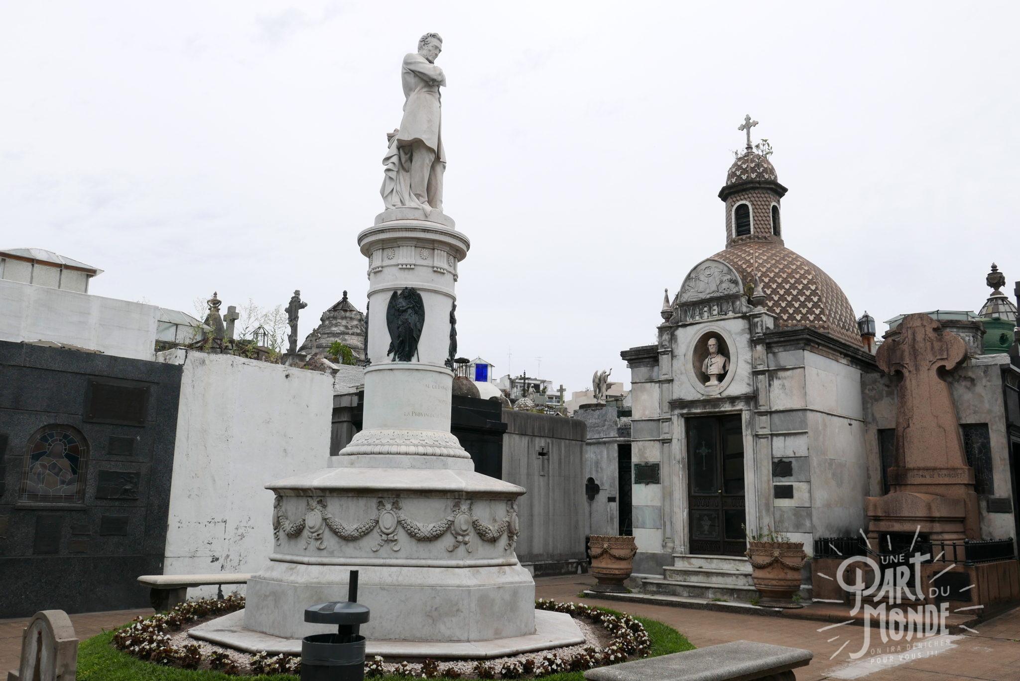 cimetière recoleta buenos aires