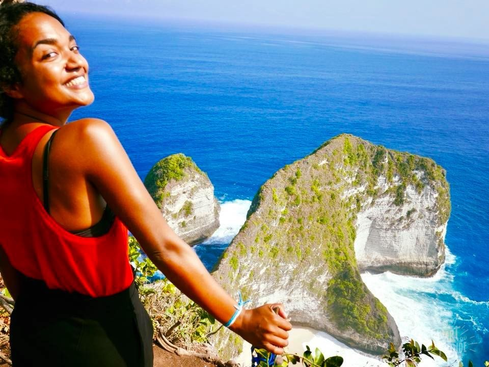 Keliking beach 11 mois de tour du monde