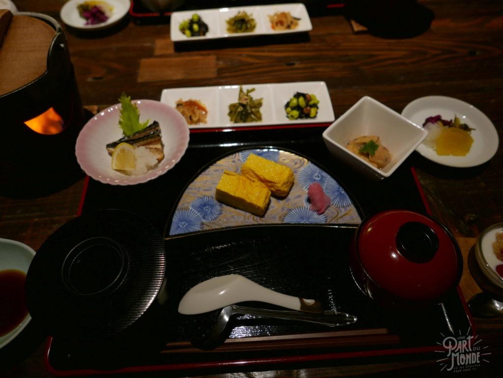 petei dejeuner japonais 11 mois de tour du monde